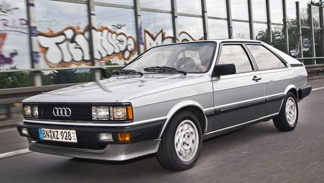 Audi Coupé B2