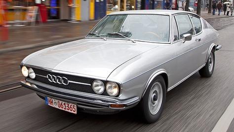 Audi Coupé C1