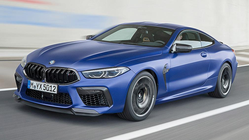 BMW M8 BMW M8