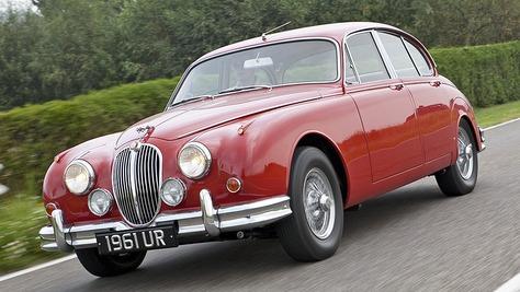 Jaguar Mk II Jaguar Mk II