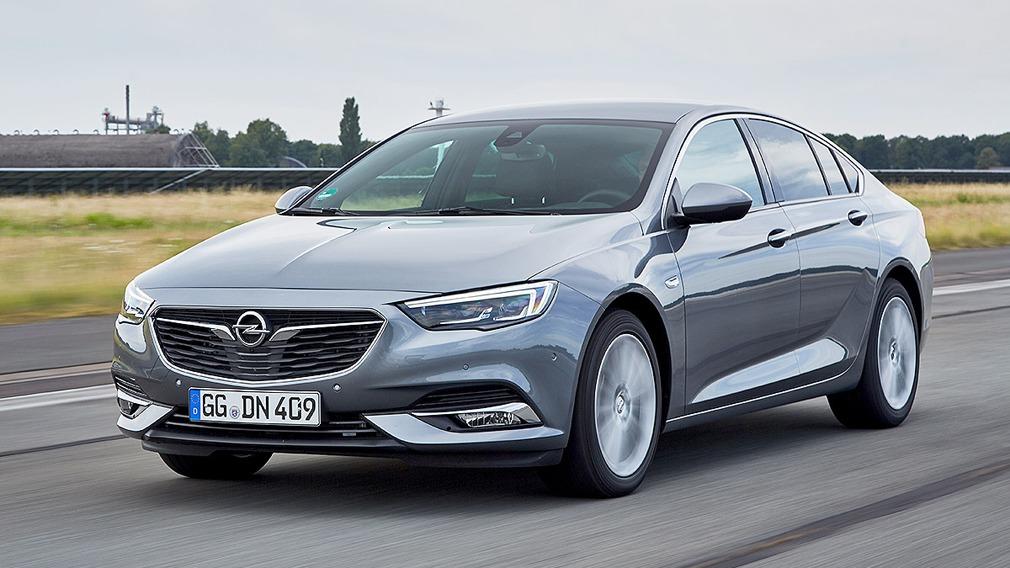 Opel Insignia Limousine II © Christoph Börries / AUTO BILD