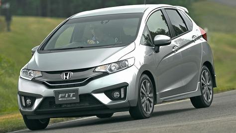 Honda Jazz IV