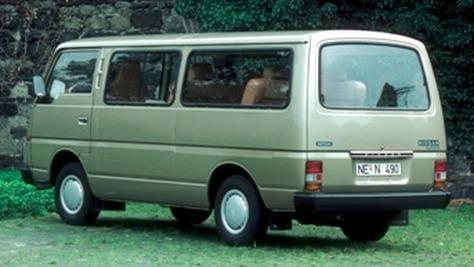 Nissan Urvan E23