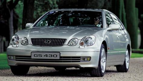 Lexus GS JZS160