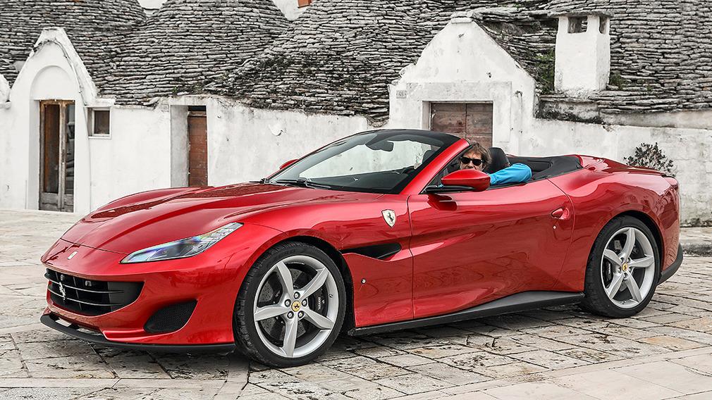 Ferrari Portofino Ferrari Portofino