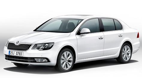 Škoda Superb II (3T)