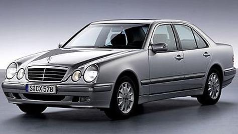 Mercedes E-Klasse W 210