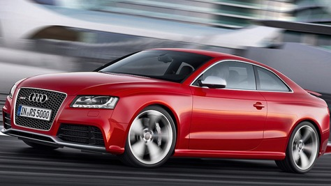 Audi RS 5 8T
