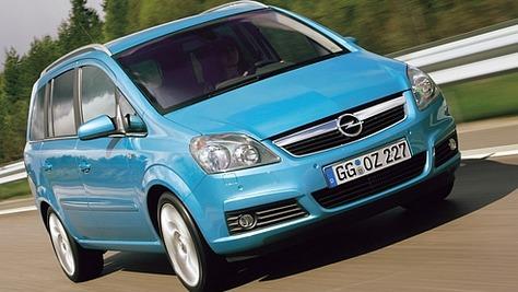 Opel Zafira Life B (Family)