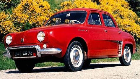 Renault Dauphine Renault Dauphine