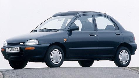 Mazda 121 DB