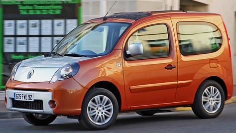 Renault Kangoo Be Bop Renault Kangoo Be Bop