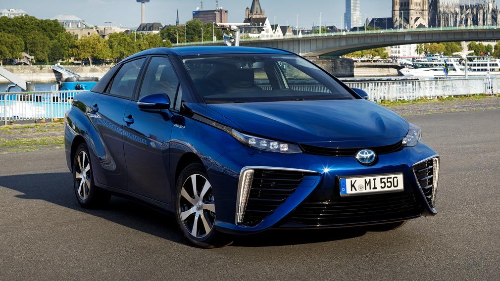 Toyota Mirai (FCV) Toyota Mirai (FCV)