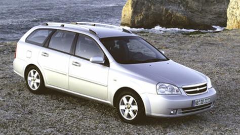 Chevrolet Nubira Chevrolet Nubira