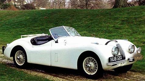 Jaguar XK 120 Jaguar XK 120