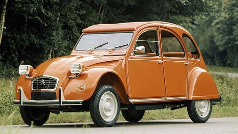 Citroën 2CV Citroën 2CV