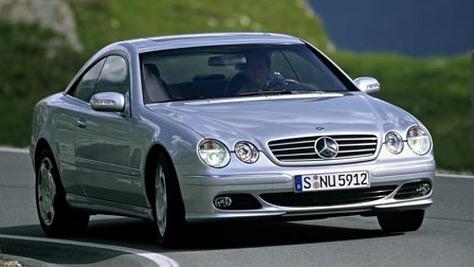 Mercedes S-Klasse Coupé  C 215