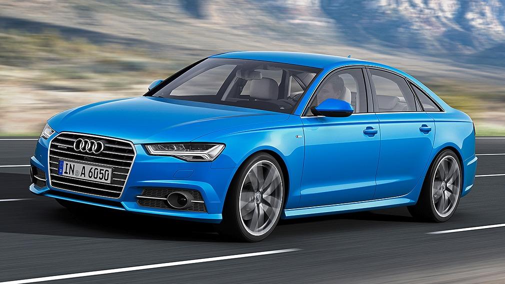 Audi A6 C7 © Werk