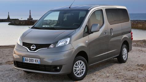 Nissan Evalia - autobild.de