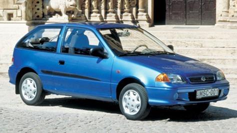 Suzuki Swift III (MA)