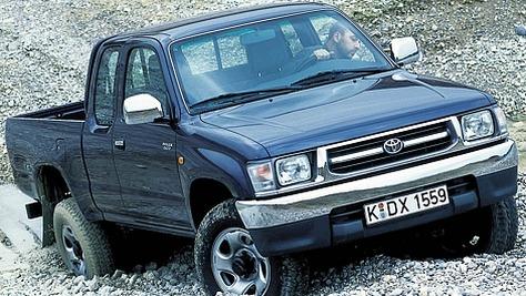 Toyota Hilux IV (RZN)