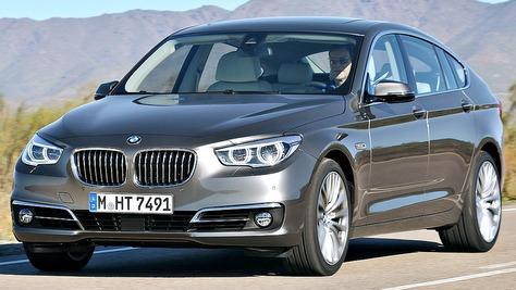 BMW 5er GT BMW 5er GT