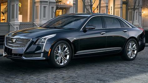 Cadillac CT6 Cadillac CT6