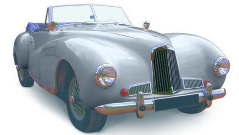 Aston Martin DB1 Aston Martin DB1