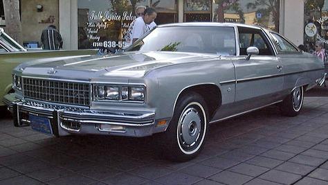 Chevrolet Caprice Serie 166/1B/1N