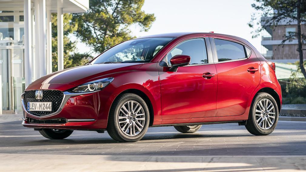 Mazda2 III