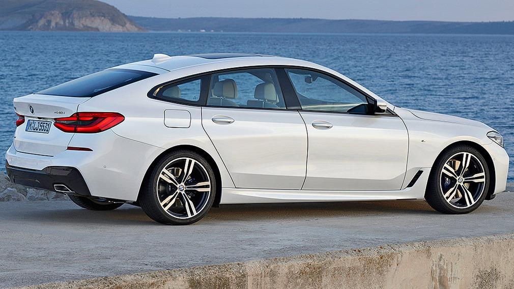 BMW 6er GT BMW 6er GT