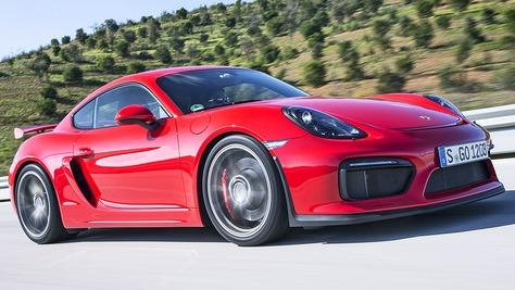 Porsche Cayman GT4 Porsche Cayman GT4