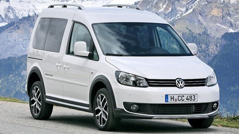VW Caddy Alltrack I (Cross Caddy)