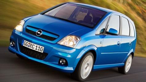 Opel Meriva OPC Opel Meriva OPC