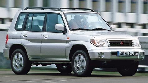 Mitsubishi Pajero Pinin Mitsubishi Pajero Pinin