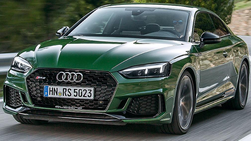 Audi RS 5 II (F5)