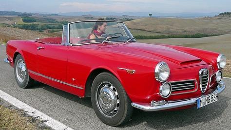 Alfa Romeo 2600 Alfa Romeo 2600