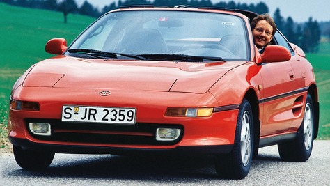 Toyota MR2 W2
