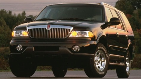 Lincoln Navigator I