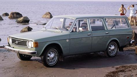 Volvo 140 Volvo 140