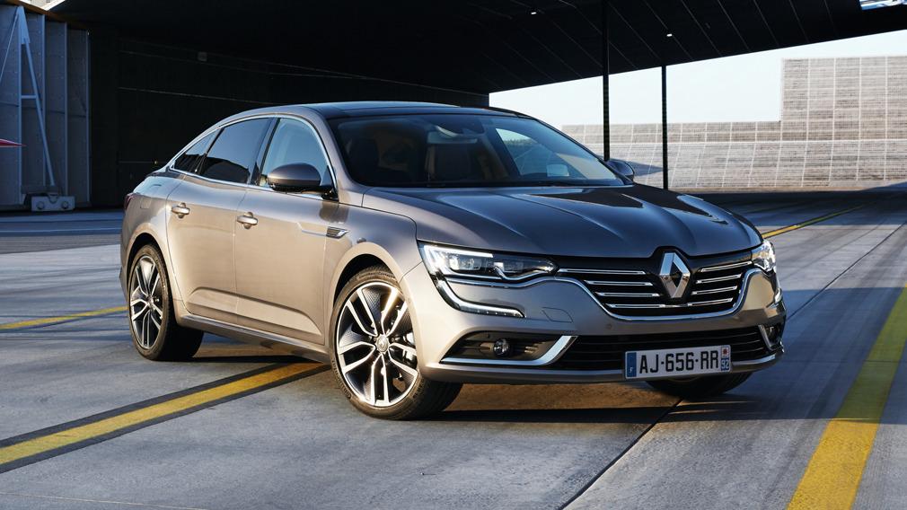 Renault Talisman Renault Talisman © Toni Bader