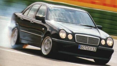 Brabus E-Klasse W 210