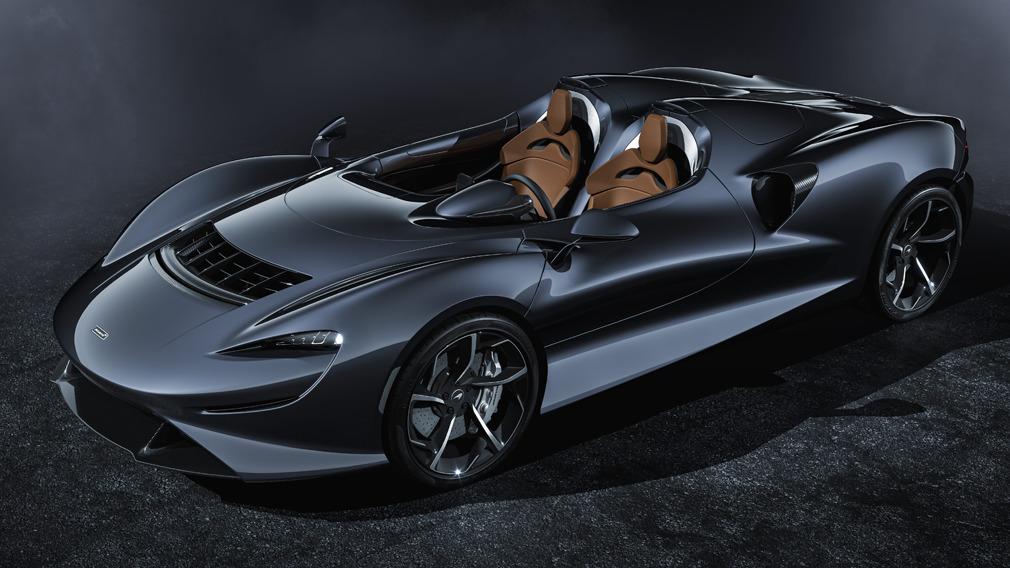 McLaren Elva McLaren Elva