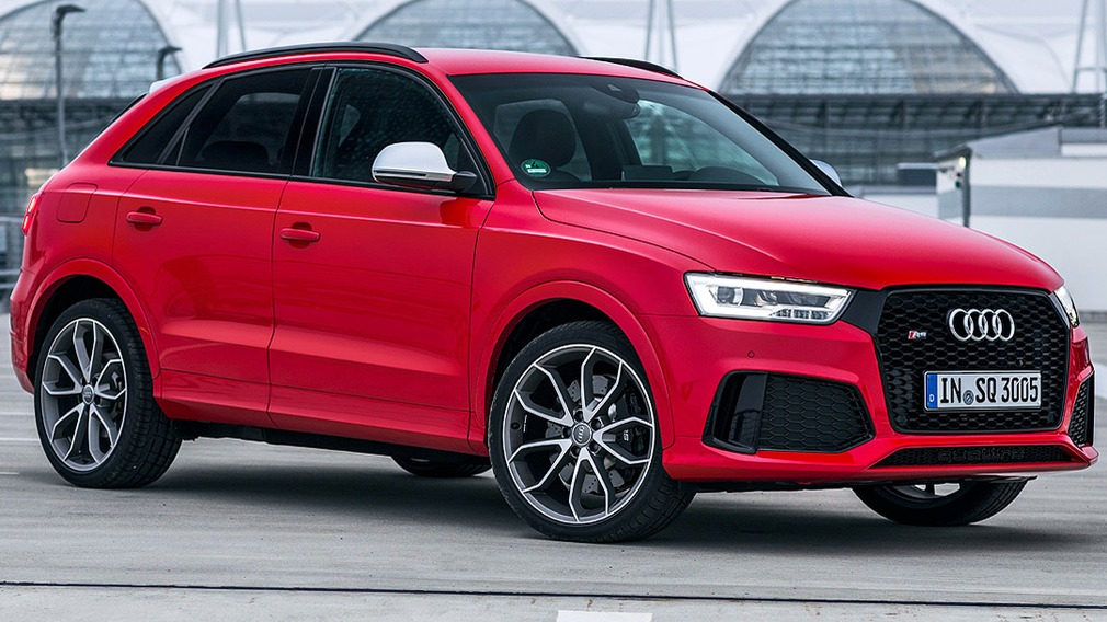 Audi RS Q3 (Typ 8U) Audi RS Q3 (Typ 8U)