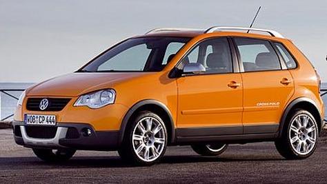 VW CrossPolo Typ 9N3