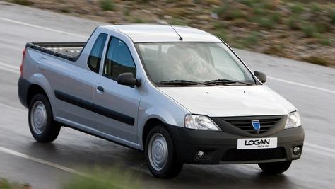 Dacia Logan Pick-Up Dacia Logan Pick-Up