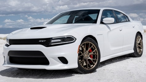 Dodge Charger SRT II