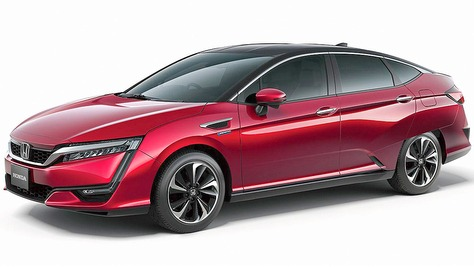 Honda Clarity Fuel Cell Honda Clarity Fuel Cell