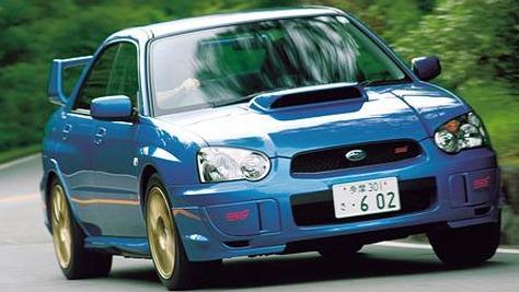 Subaru WRX STi Gen. 2