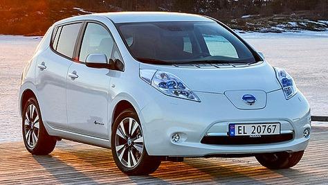 Nissan Leaf ZE0